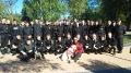 Obóz pożarniczy w Powidzu