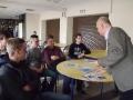 Spotkanie uczniów z przedstawicielami JAFO