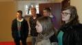Wizyta gimnazjalistów z Cielczy