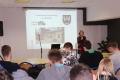 Spotkanie z przedstawicielem Powiatowego Urzędu Pracy w Jarocinie i z przedstawicielem JAFO