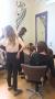Warsztaty fryzjersko-kosmetyczne dla gimnazjalistów
