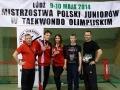 Mistrzostwa Polski w Taekwondo Olimpijskim