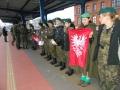 Uczniowie klas wojskowych wsparli  akcję