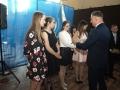 Uroczystość zakończenia nauki przez absolwentów liceum  ogólnokształcącego i technikum