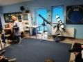 Lekcja geografii w Planetarium